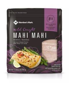 Member's Mark Mahi Mahi Portions - 2Lbs (Piece)