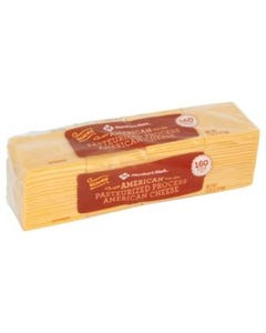Member's Mark American Cheese (160 Slice) - 5 Lbs (Piece)