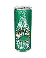 Perrier Water, Can - 330 ML