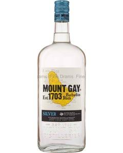 MOUNT GAY SILVER LTR 12'S - LTR (Piece)