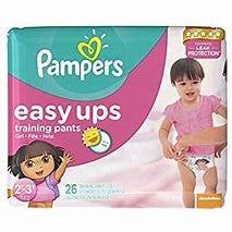 PAMPER E/UP 2T/3T GIRL 26CNT (CASE)