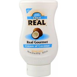 REAL COCO CREAM OF COCONUT 12/ - 21 OZ (Piece)