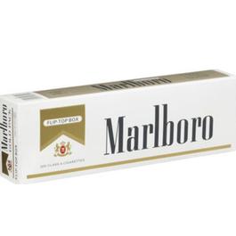 Marlboro Gold Cigarette, Jumbo - Pack (Piece)