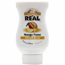 REAL MANGO PUREE 6/16.9 OZ - 16.9 OZ (Piece)