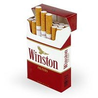 CIG.WINSTON BOX 85 MM - PACK (Piece)