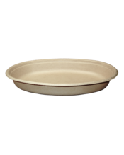 World Centric Fiber Burrito Bowl - 32 OZ (Piece)