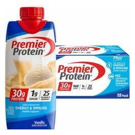 Premier Protein Vanilla Shake - 18 Pack (Piece)