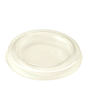 World Centric Cold Cup, Flat, Clear - 2 OZ (Piece)