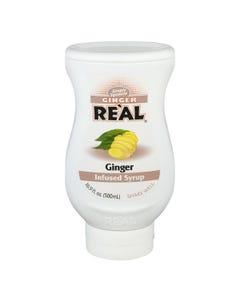 REAL GINGER 6/16.9 OZ - 16.9 OZ (Piece)