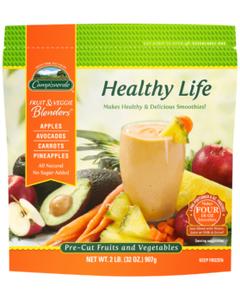 Campoverde Fruit & Veggie Blenders Healthy Life - 2 Lbs (CASE)