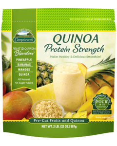 Campoverde Fruit & Veggie Blenders Quinoa Protein Strenght - 2 Lbs (CASE)