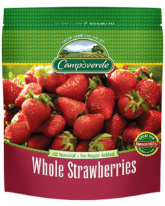Campoverde Whole Strawberries - 1 Lb (Piece)