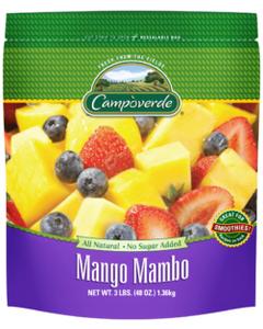 Campoverde Mango Mambo - 3 Lbs (CASE)