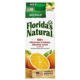 Florida's Natural Premium Orange Juice - 52 OZ (Piece)