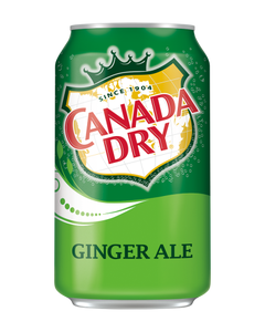 Canada Dry Ginger Ale Can  - 12oz