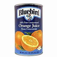 Bluebird Orrange Juice  - 46oz