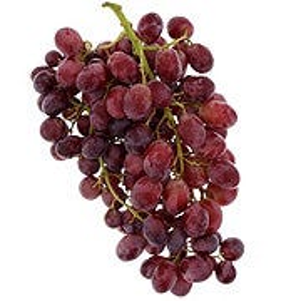 Fresh Red Globe Grape - 2 Lbs (CASE)