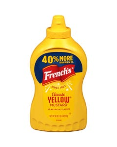 FRENCH'S MUSTARD YELLOW SQUEZ