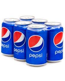 Pepsi Soda - 12 OZ (CASE)