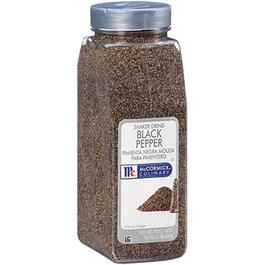 McCormick Black Pepper Shake Grind 16 OZ (Piece)