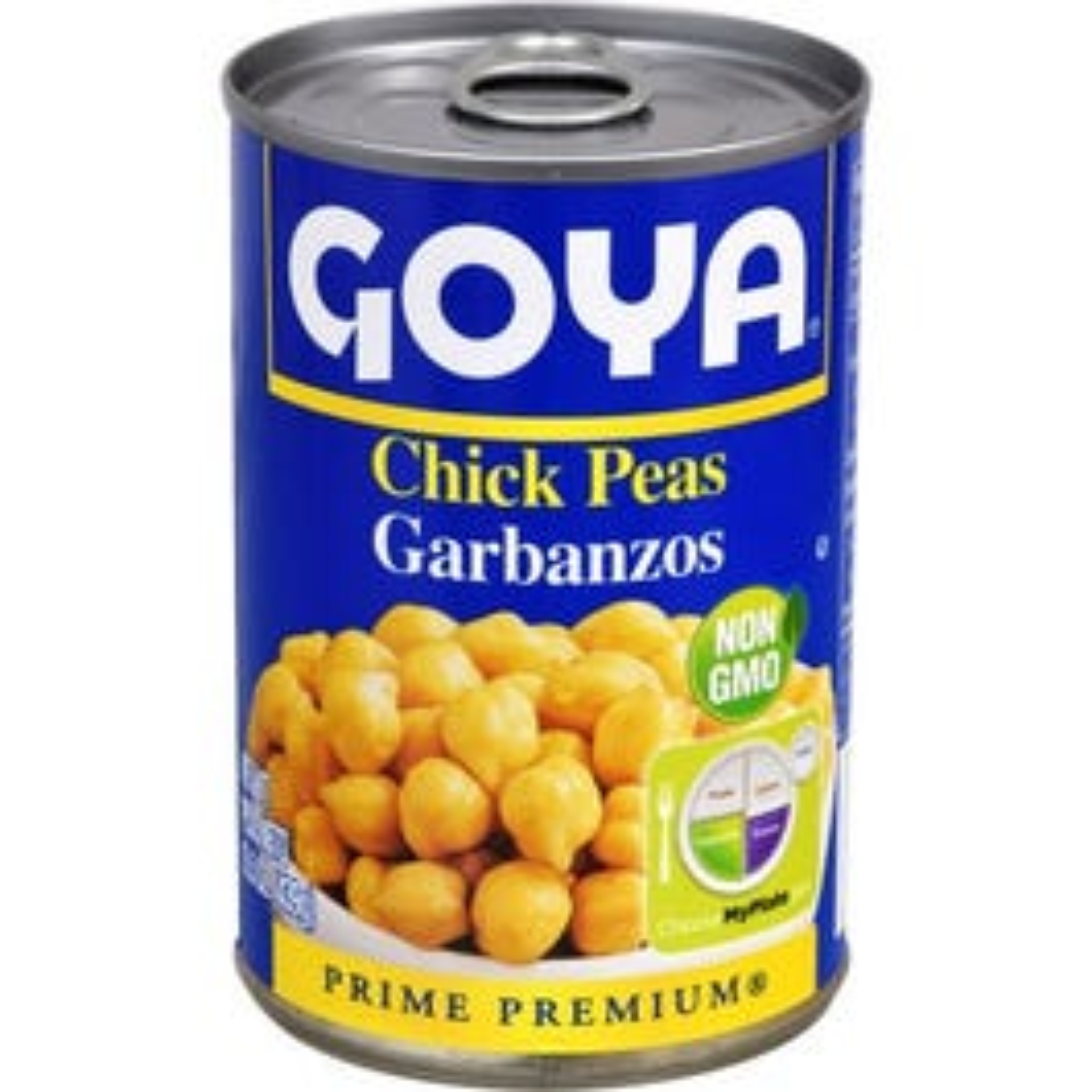 Goya Chick Peas - 16 oz (CASE)