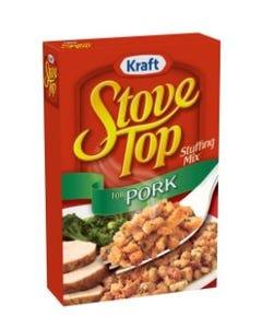 Stove Top Pork Stuffing Mix - 6 oz