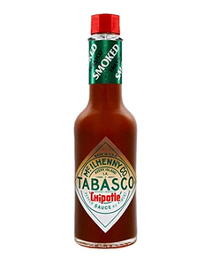 Tabasco Chipotle Pepper Sauce - 0.5 Gallon (CASE)