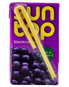 Suntop Black Currant Juice - 27/250 ML