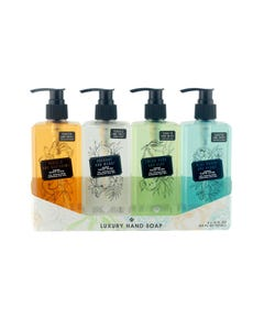 Member's Mark Luxury Hand Soap, Variety Pack - 4/13 fl. oz. (Piece)