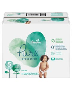 PAMPERS PURE S5 SUPER (Piece)