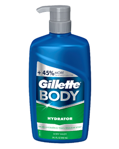 Gillette Body Hydrator Body Wash w/Pump - 29.2 oz (Piece)