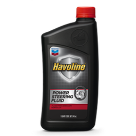 Chevron Havoline Power Steering Fluid  - 1AQ