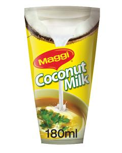 Maggi Coconut Milk Liquid Tetra - 180 ml (CASE)