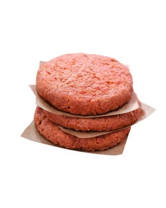 Sysco Simply Plant Based Meatless Patty  - 4 oz.
