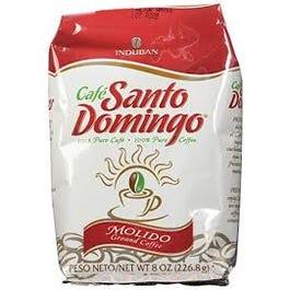 SANTO DOMINGO COFFEE BAG - 16 OZ (CASE)