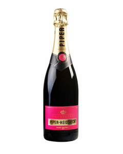 Champagne, Piper Heidsieck Cuvée Rose Sauvage (Piece)