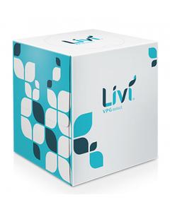 Livi VPG Select Cube Facial Tissue, Cube Box - 36 Box (CASE)