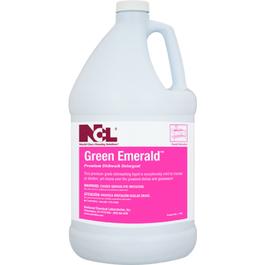 Green Emerald Premium Dishwash Detergent - 1 Gal (CASE)