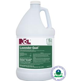 Lavender-Quat One Step Germ Disinfectant Detergent - 1 Gallon (CASE)
