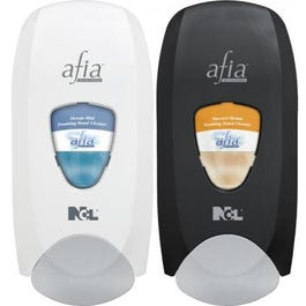 AFIA Manuel Soap Dispens Black - 1 (Piece)