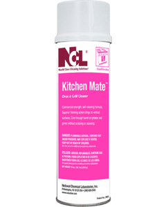 Kitchen Mate Professional Oven & Grille Cleaner - 20 oz (CASE)
