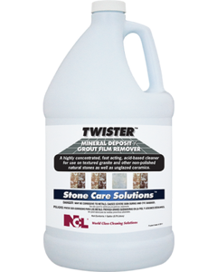 Twister Grout Film Remover - 1 Gallon (CASE)