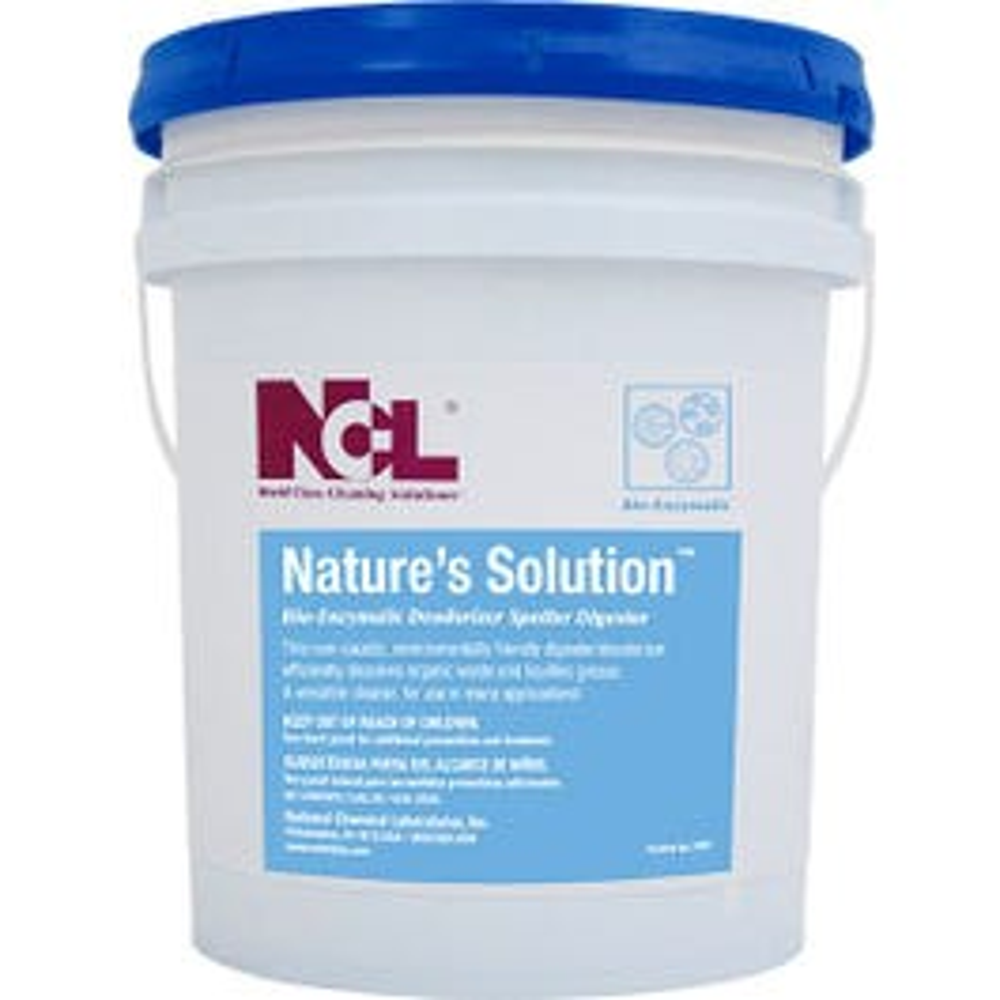 Nature's Solution Bio-Enzymatic Deodorizer - 55 Gallon Drum (Piece)