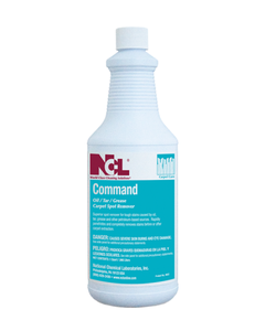 Command Oil/Tar/Grease Carpet Spot Remover - 1 Qtr (CASE)