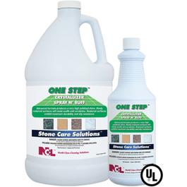 One Step Cyrstalizer Spray N' Buff - 1 Gallon (CASE)