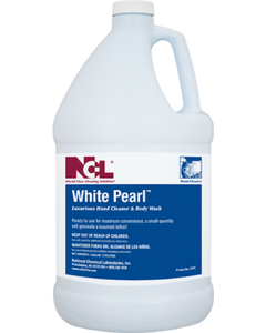 White Pearl Luxurious Hand Cleaner and Body Wash - 5 Gallon (Piece)