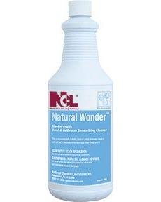 Natural Wonder Deodorizing Cleaner - 1 Quat (CASE)