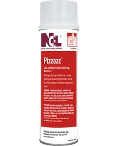 Pizzazz Soil & Floor Finish Build-Up Remover - 20 oz (CASE)