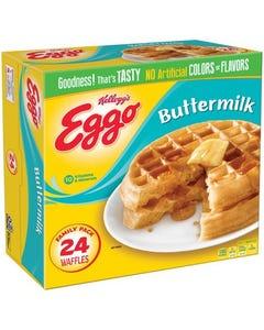 Eggo Buttermilk Waffles - 29.6 OZ (CASE)