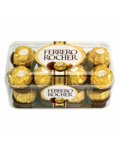 Ferrero Rocher Fine Hazelnut Chocolates - 16 cnt. (Piece)